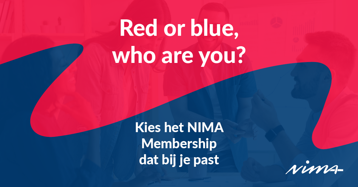 NIMA Red or Blue