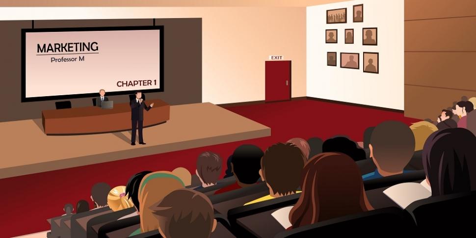 Leren over marketing: terug naar het klasje of liever een podcast?