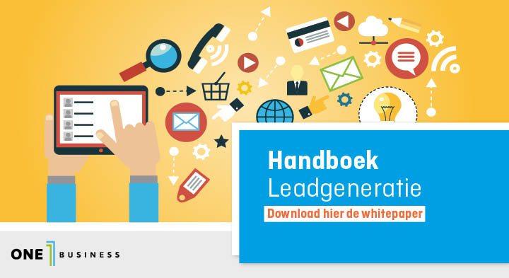 Handboek Leadgeneratie: Leer stap voor stap hoe je succesvol leads werft