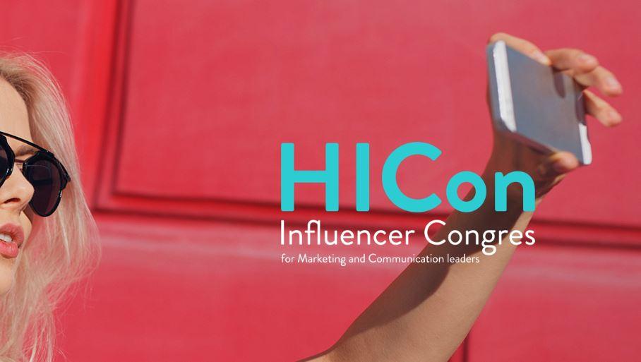 HiCon Influencer Congres tijdens de Huishoudbeurs –  exclusief tarief voor NIMA-members