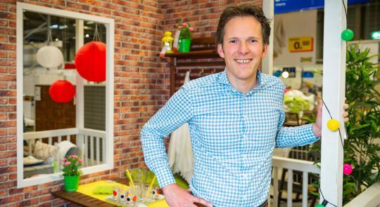 Jeroen Hubert (Ikea) over leiderschap