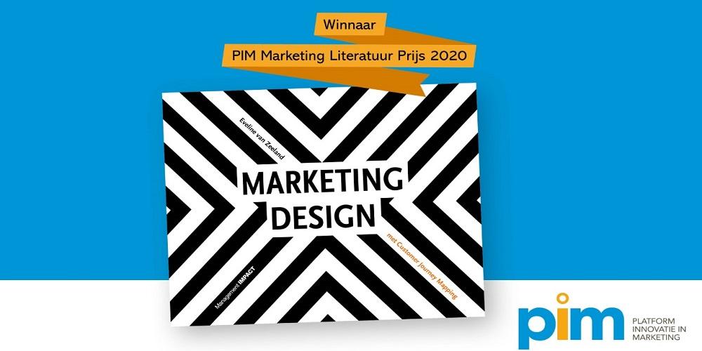 Eveline van Zeeland schrijft Beste Marketingboek 2020