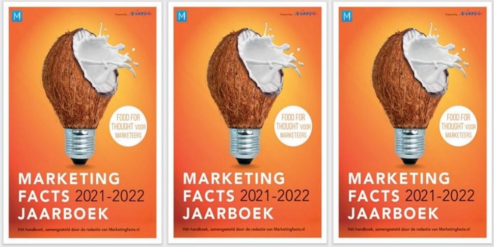 Marketingfacts Jaarboek 21-22 is onderweg!