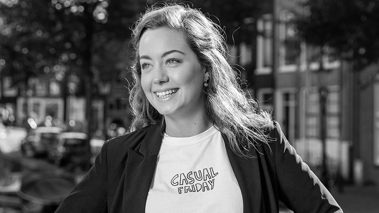 [jong in marketing] Maud Olieslagers: 'Ik heb de allerleukste baan van het land'