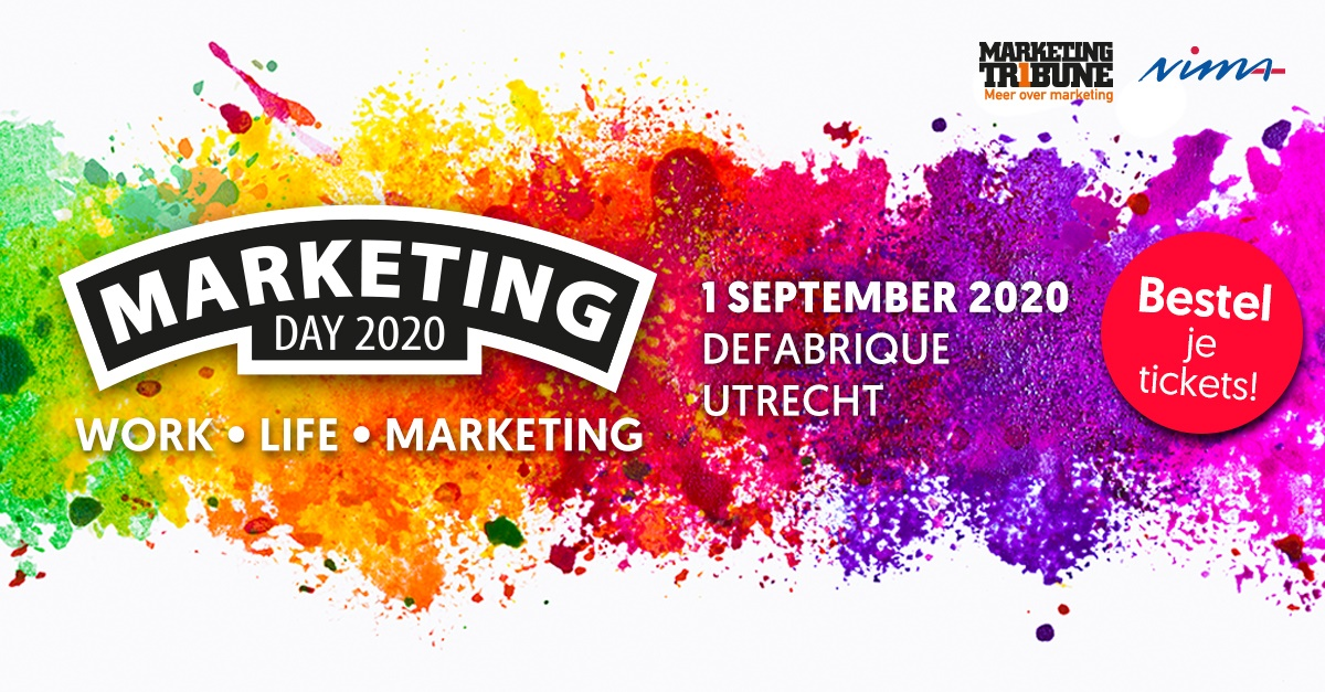 NIMA Marketing Day 2020 verplaatst naar 1 september