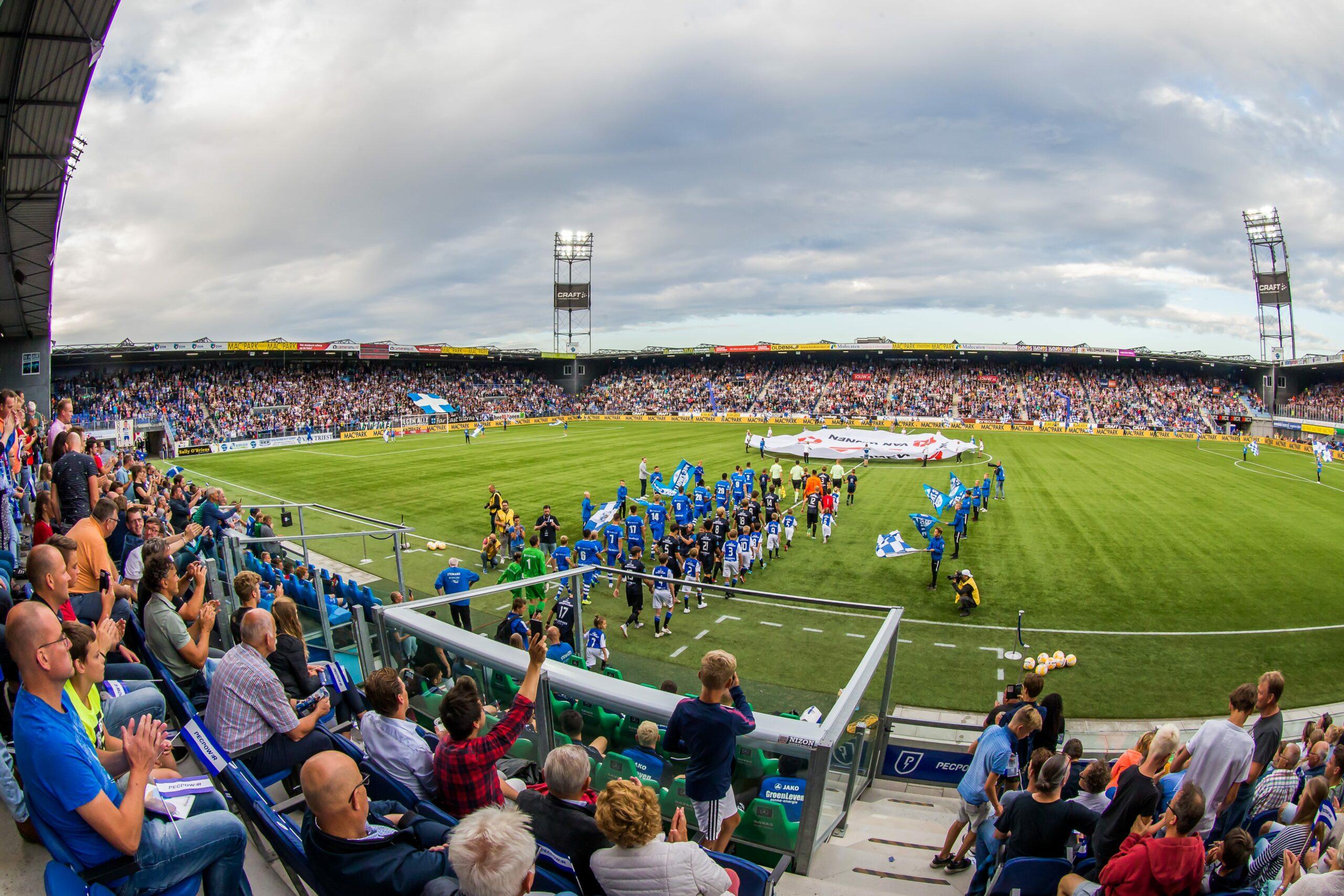 (NIMA Regio Oost bijenkomst) 'PEC Zwolle moet slimmer worden'