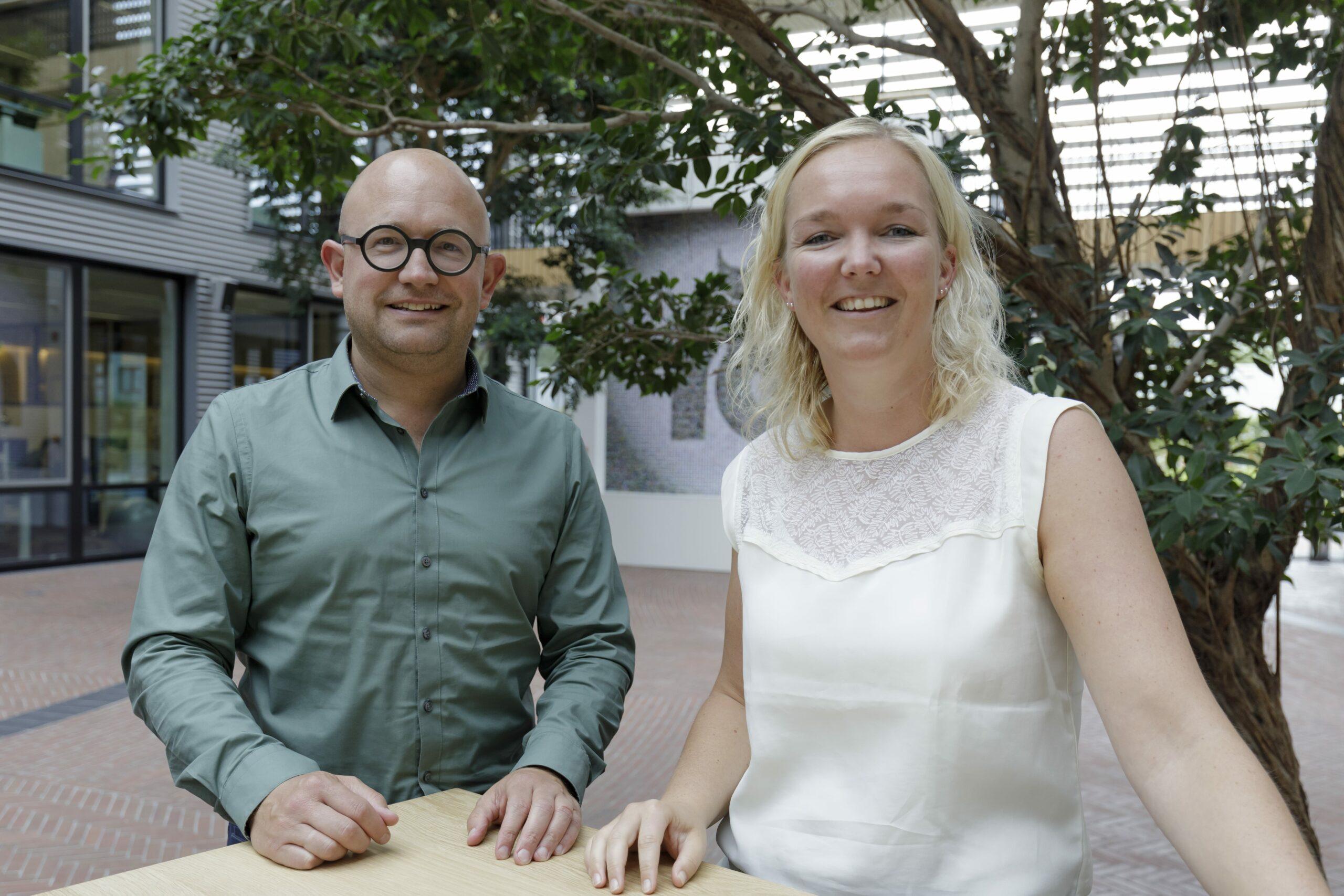 NIMA Career Booster-koppel Martine en Joris: professioneel en persoonlijk