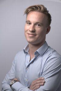 Thijs Lamers - genomineerd voor Marketing Talent of the Year 2020