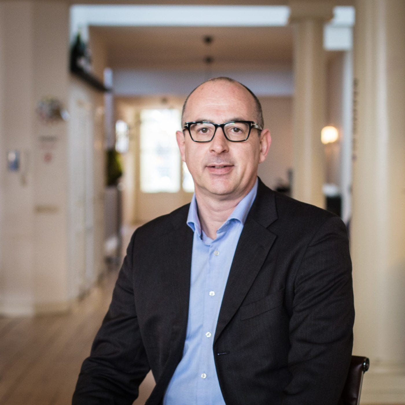 Thijs Lenderink wordt Manager Business Members NIMA