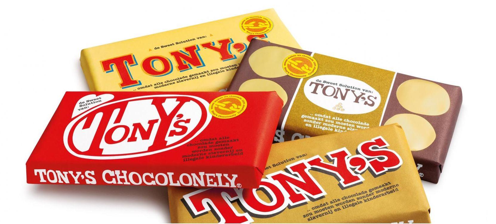 Tony's maakt lookalike-repen om slavernij te bekritiseren, 'maar niet om andere merken te shamen'