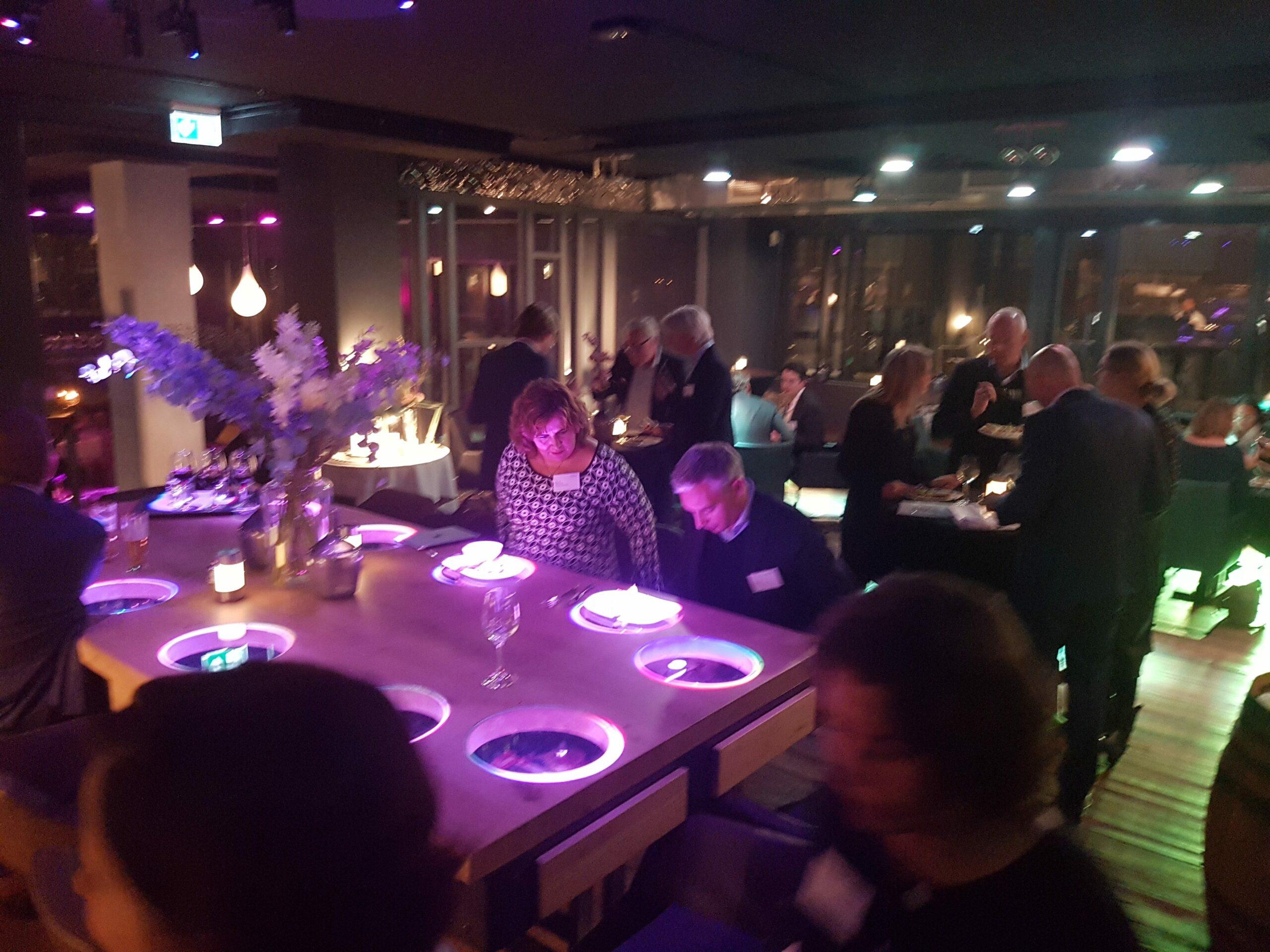 CMO Diner van Top Marketing Club mindfull richting minder weerstand