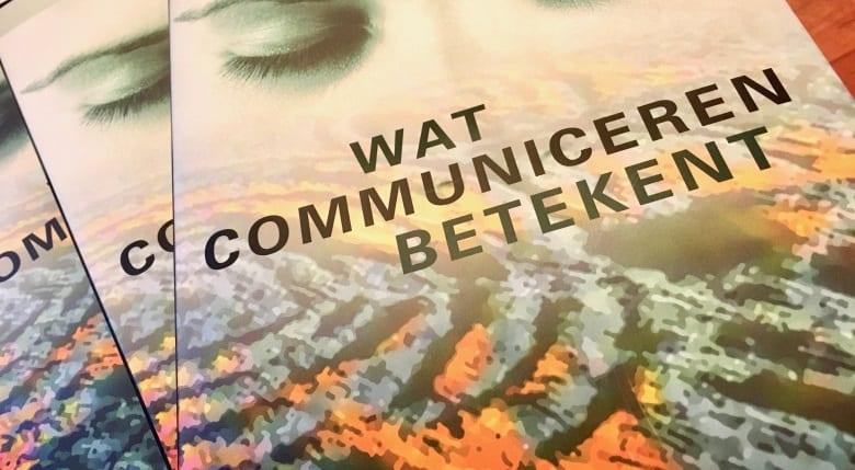 (Boekrecensie Register Marketeers) 'Wat communiceren betekent'