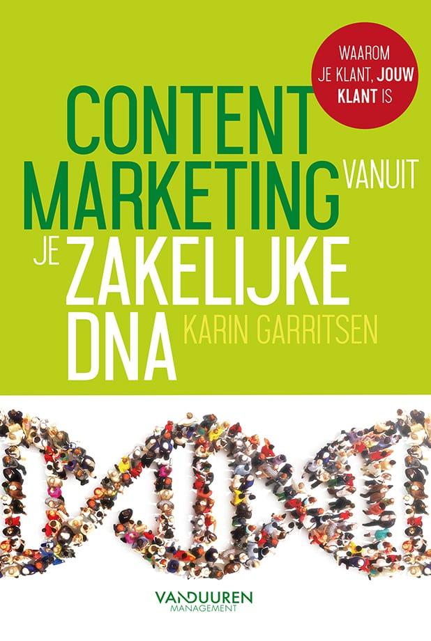(Recensie) Content marketing  vanuit je zakelijke DNA