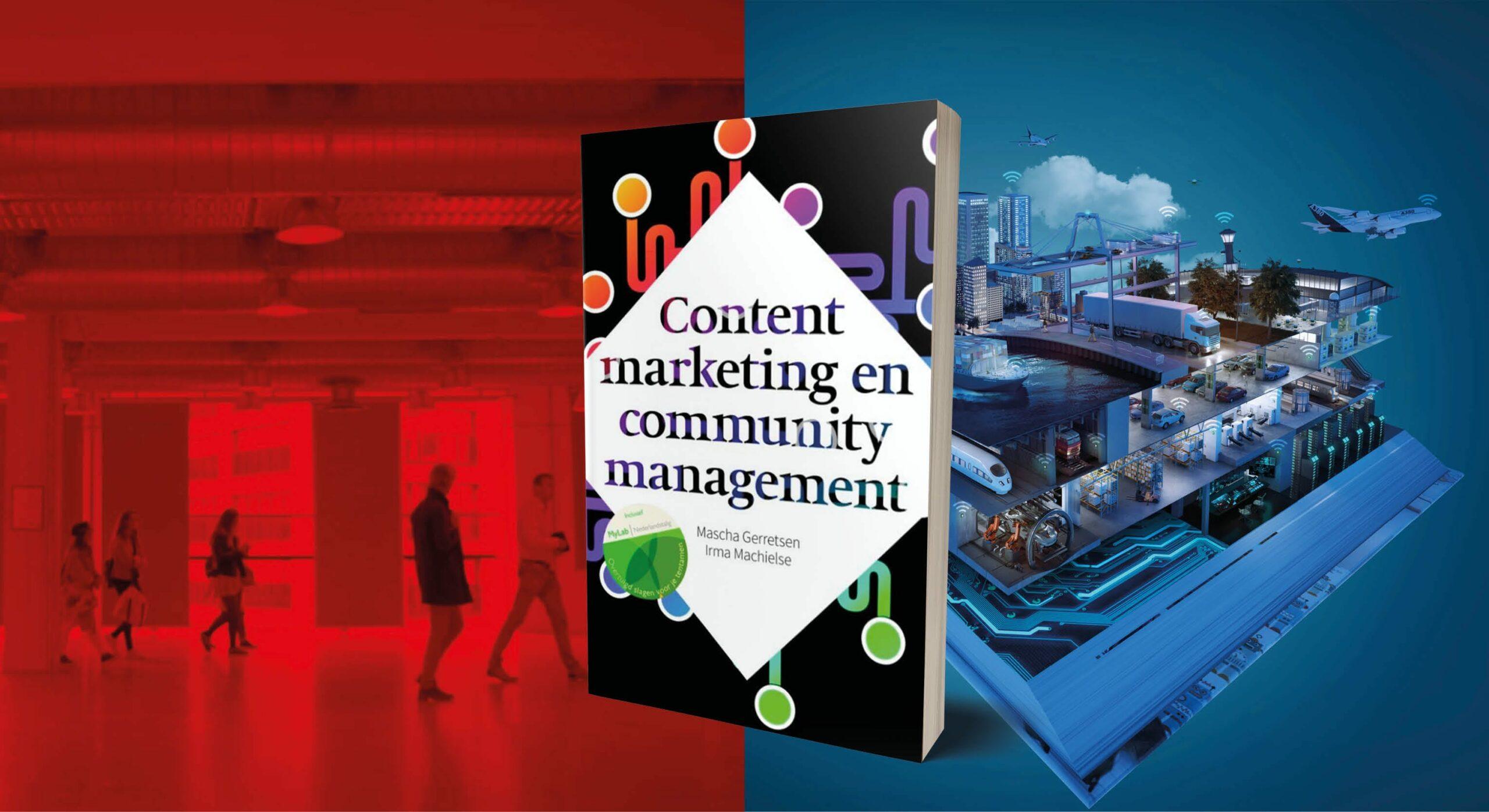 (Recensie Register Marketeers) Content marketing en community management
