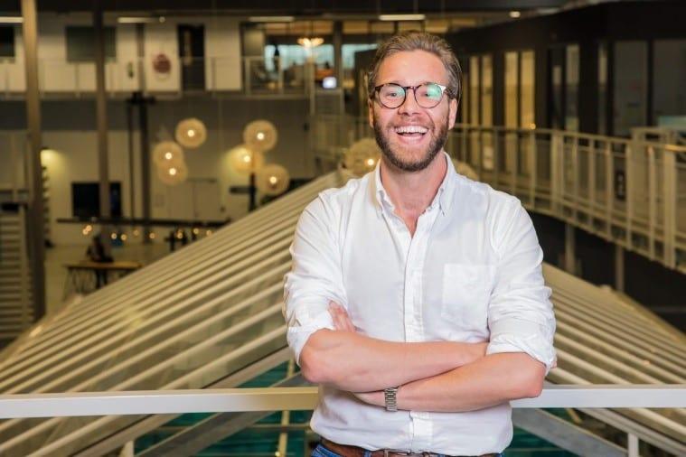 (Interview NIMA Young Profs) Robert Jan van Vugt – YES!Delft – 'Engineers zien het marketingvak nog als zwarte magie'