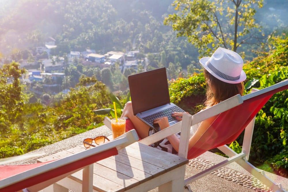 'Waarom werken bureaus zo weinig met digital nomads?'
