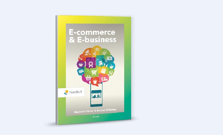 (Boekrecensie Register Marketeers) 'E-Commerce & E-business'