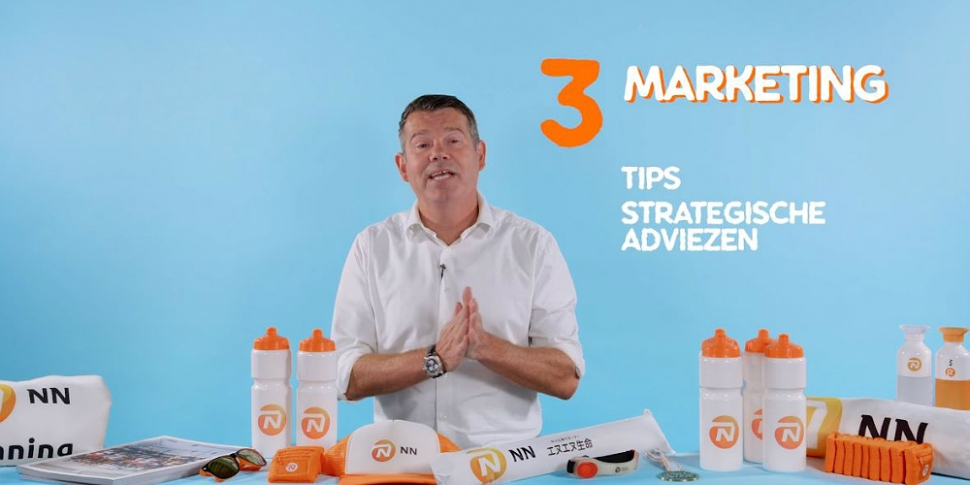 Drie tips van marketingbazen (5): Erik van Leeuwen – NN