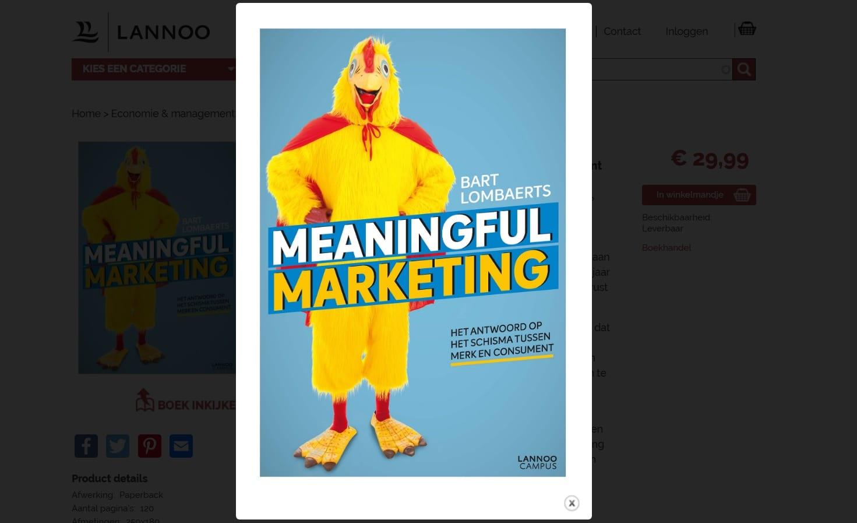 (Recensie Register Marketeers) Meaningful Marketing