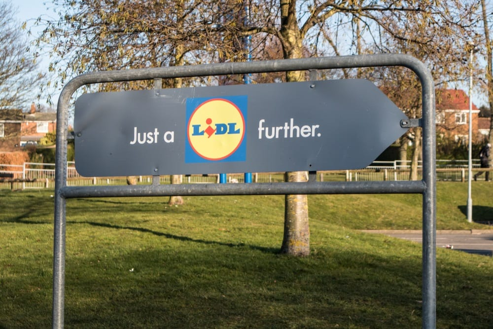 Ritson on the effectiveness factor that helped Lidl double its market share