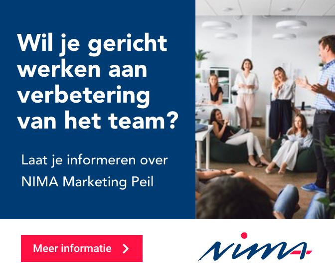 (Interview Martin Huisman) Peilstok in je marketingafdeling