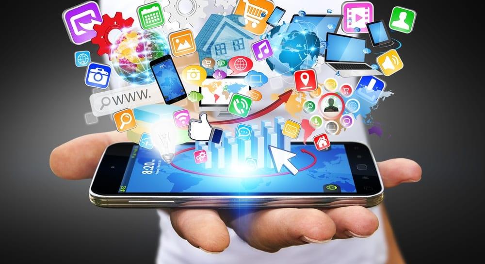 '51 procent Nederlanders kijkt op smartphone op winkel-apps'