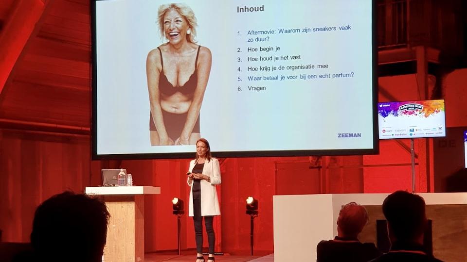 Zeeman, ook 'opmerkelijk eenvoudig' op NIMA Marketing Week