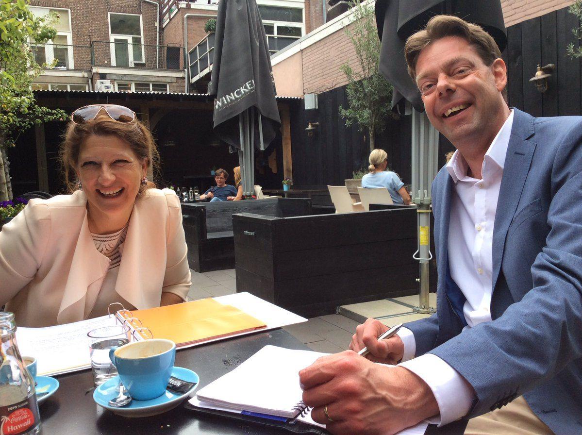 Interview Pieter Kopmels (Rust-Oleum) over de magie van C….. NIMA C