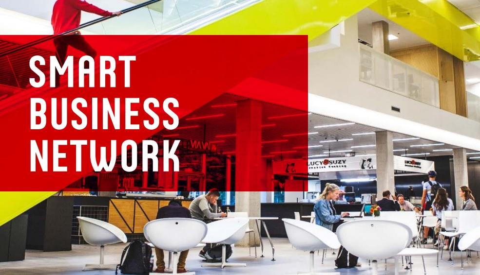 Hogeschool Utrecht stelt Smart Business network ter beschikking aan bedrijfsleven