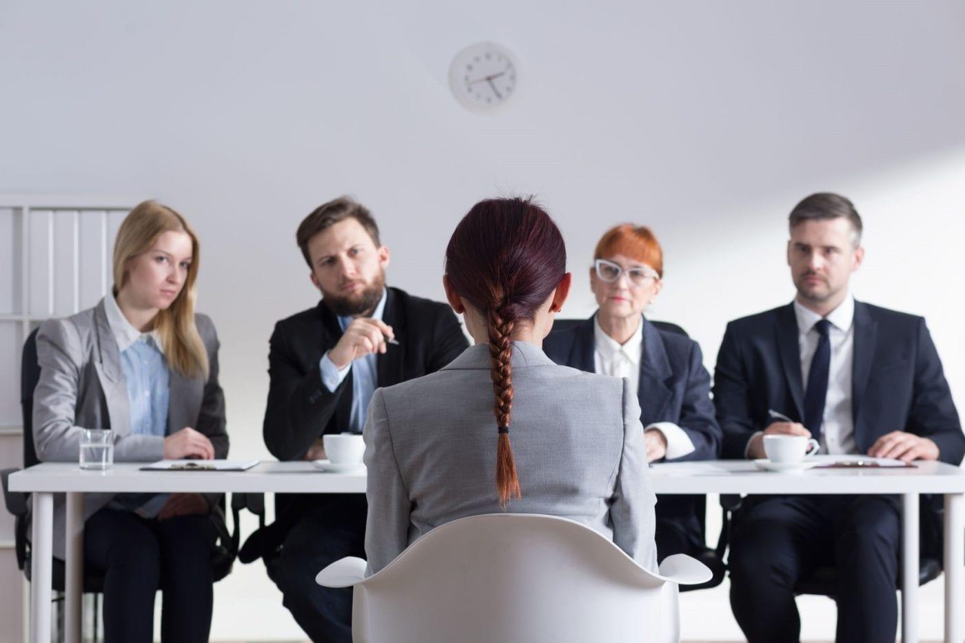 Helen Tupper: Three questions you shouldn't ask in job interviews