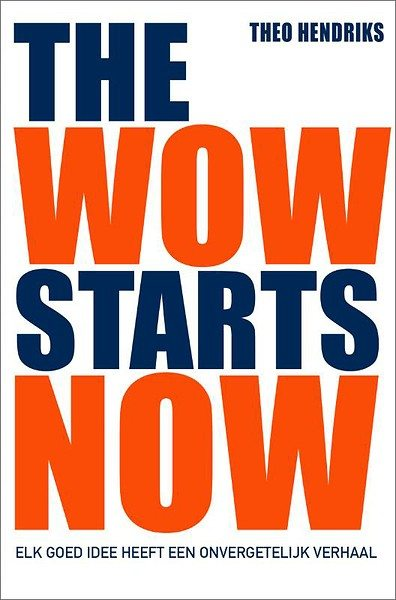 (Recensie) THE WOW STARTS NOW
