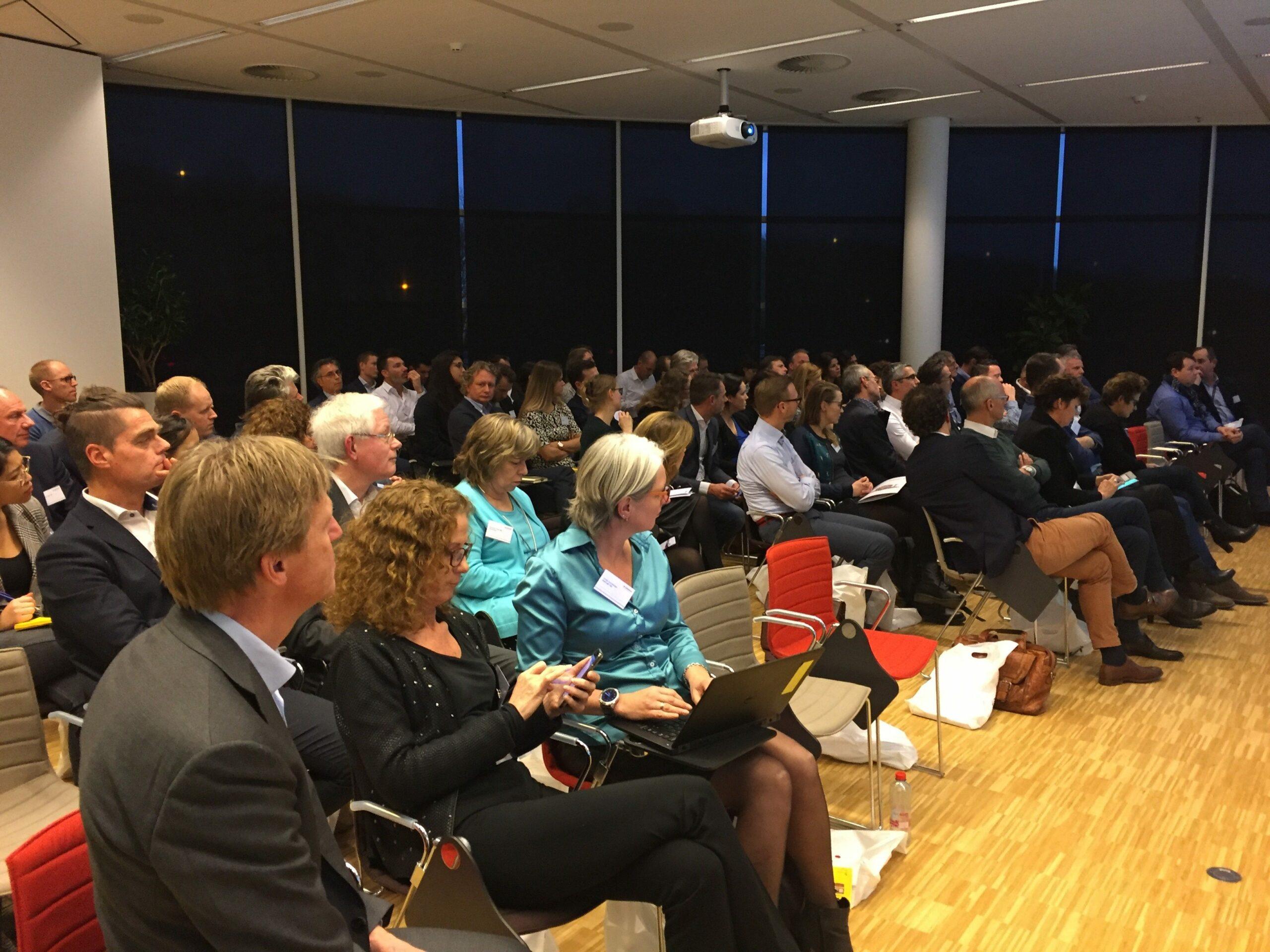 Van Belleghem tot NIMA B2B: 'Digital revolution, lead or die?'