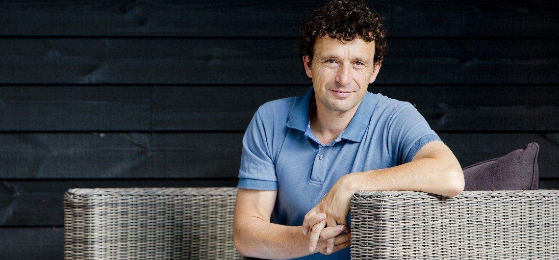 (Interview Marc van Eck): 'Nespresso zou mijn World Marketing Company Award winnen'