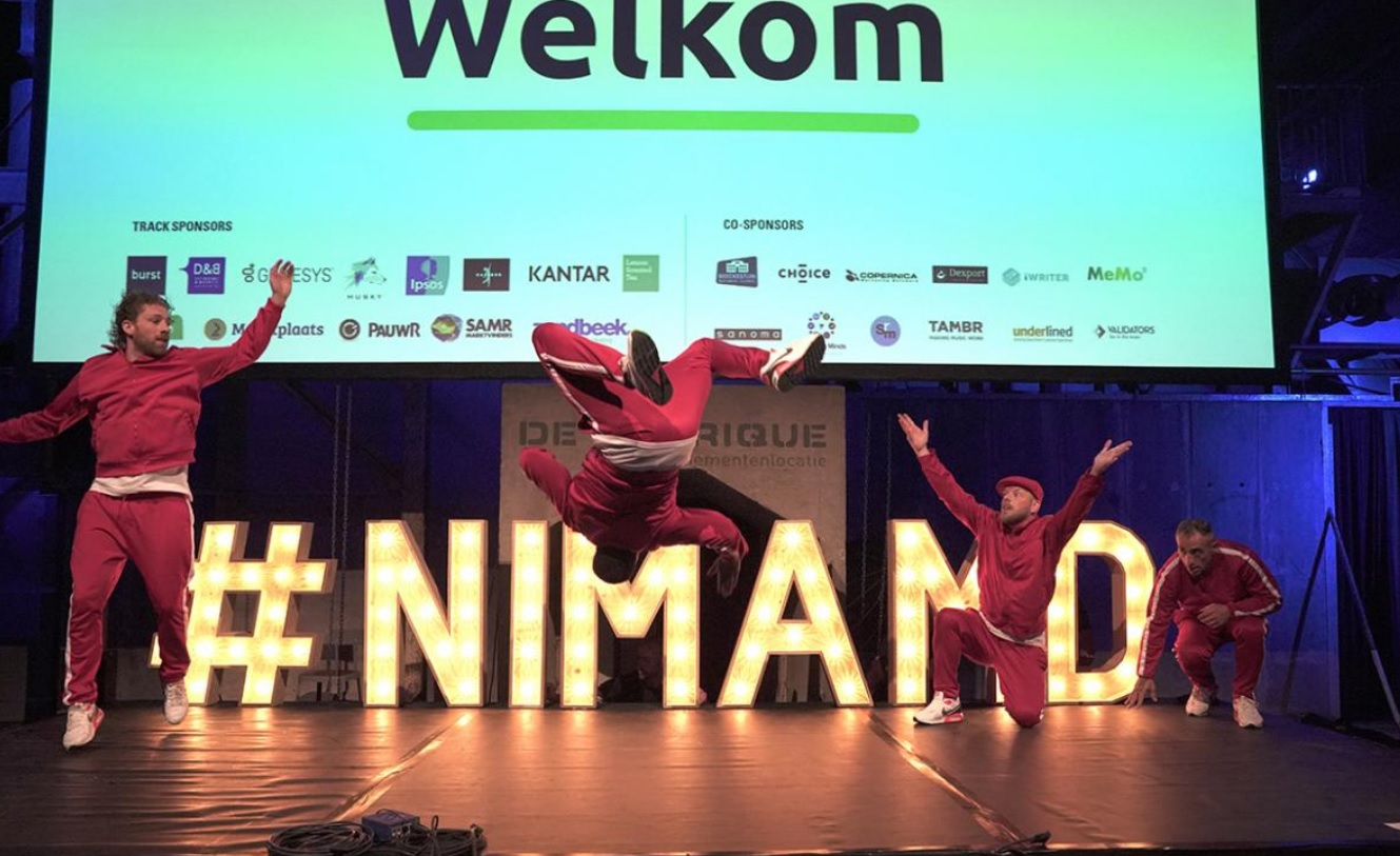 NIMA Marketing Day wordt voor één keer NIMA Marketing Week