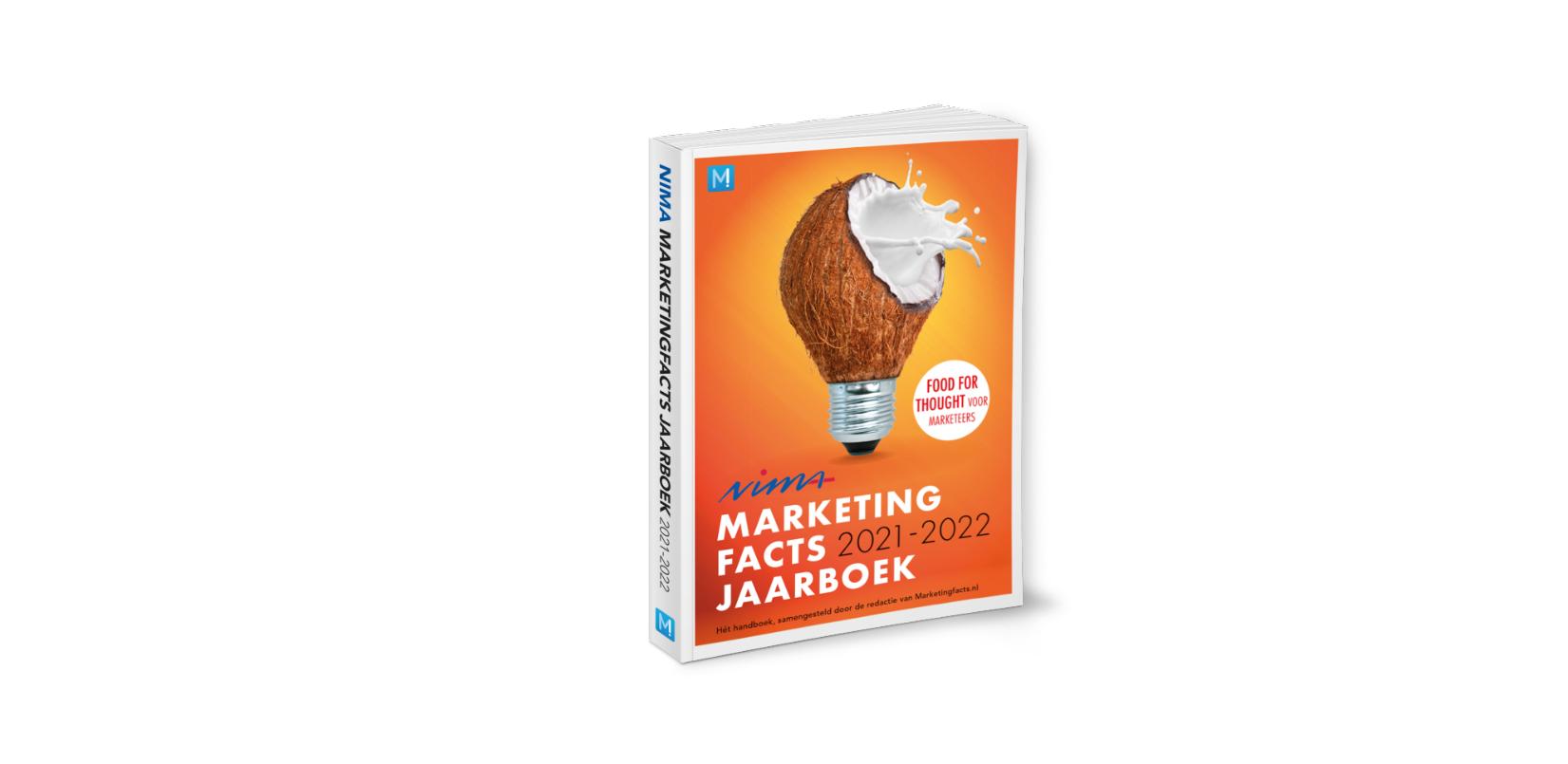 Fotoreportage vernissage NIMA Marketingfacts Jaarboek 2021-2022