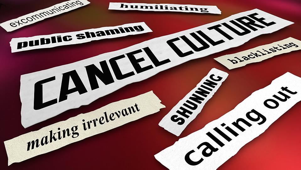 'Cancel culture nekt creativiteit'