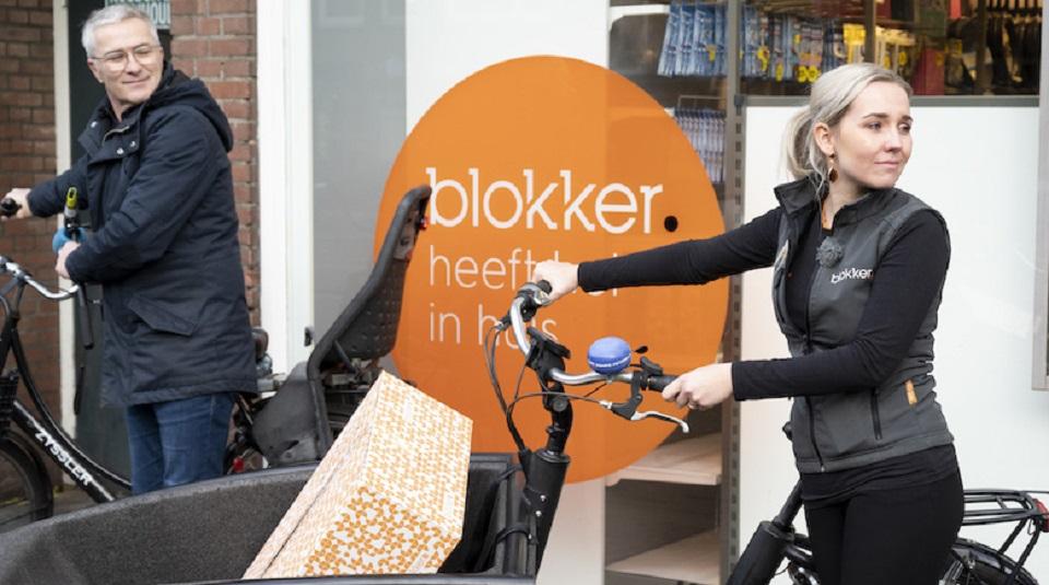 Blokker omarmt e-commerce en wordt vanaf de grond herbouwd
