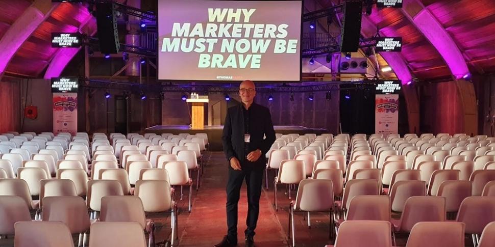Thomas Barta vindt zijn eigen waarheid over marketing